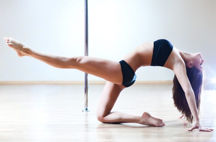 Pole dance Grosseto Pole Fight corso Base