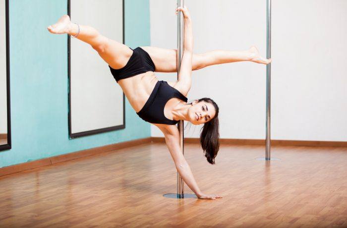 Pole dance Grosseto Pole Fight corso Intermedio